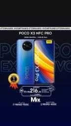 Poco x3 PRO  128GB 6 RAM