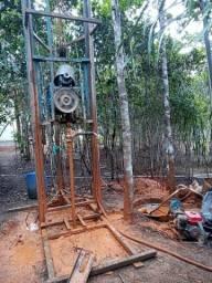 Perfuração de Poço Artesiano.