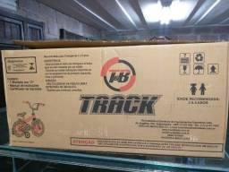 Bicileta infantil aro 12 nova na caixa nunca usada