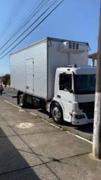 Caminhão MB 1719