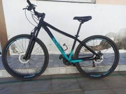 Bicicleta aro 29, tamanho 17