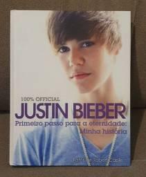 Título do anúncio: Biografia Justin Bieber