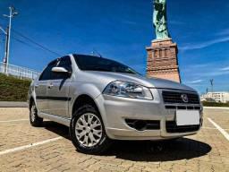 Título do anúncio: Fiat Siena 2011 /prata