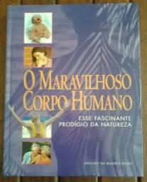 Livro O Maravilhoso Corpo Humano
