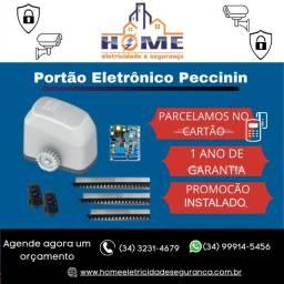 Portão Eletrônico Peccinin *