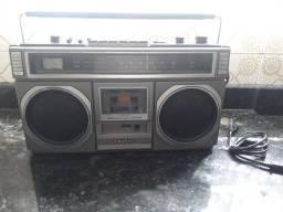 Rádio stereo cassete recorder Sanyo M9923