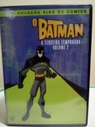 DVD O Batman - Volume 2 - Faço Envio.