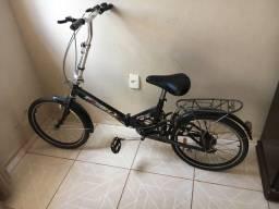 Bicicleta Fason Dobrável
