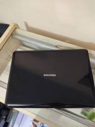 Notebook positivo core i3 formatado bateria ruim