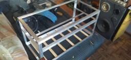 Rig Frame Armação Mineração 6+ Placas Grandes