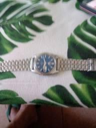 Título do anúncio: Vendo ou troco relógio Seiko 5 300,00