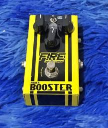 Pedal Power Booster Fire