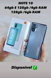 Xiaomi Redmi note 10 128 GB 6 GB de RAM