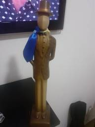 Estatua Homem Fraque aprox 60cm