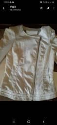Jaqueta forrada tamanho 40
