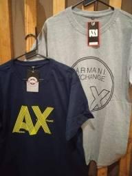 Camisetas, Conjuntos CK, Cuecas Boxers e Babe Doll