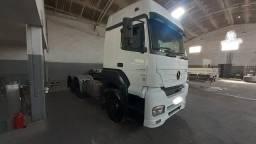Título do anúncio: Mb axor 2535 truck 6x2 aut. 2012  cavalo mecanico