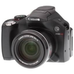 Câmera digital Canon SX40 HS