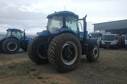 Trator T7.240 NEW HOLLAND