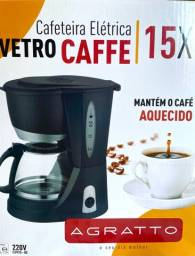 Cafeteira elétrica - AGRATTO