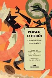 Livro Perseu, O Herói