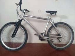 Vendo bicicleta alumínio