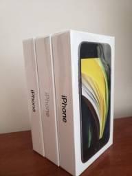 Iphone SE Segunda Geração 64gb Lacrado Garantia Promoção