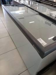 Conservadora/refrigerador horizontal 530L vendedor Djonatan
