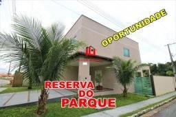 Reserva do Parque, Casa Duplex 3 Suítes, Esquina, 372m², 4 Vagas, Use FGTS