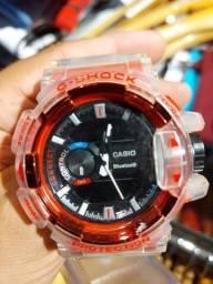 Relógio resistente a água