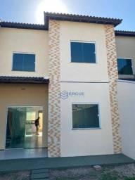 Casa com 4 dormitórios à venda, 100 m² por R$ 215.000,00 - Divineia - Aquiraz/CE