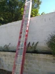 Escada nova de fibra 7,20m
