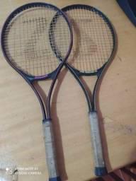 Raquete de tênis ?