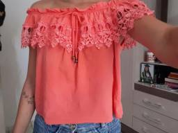 Blusa tamanho P