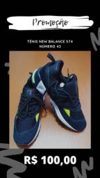 Tênis New balance 574 - N° 42