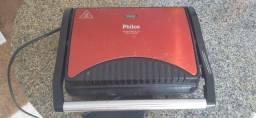 Press Grill Inox Philco