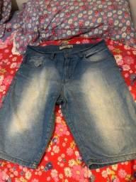 Bermuda masculina zeradas novas tamanho 42 marca polo wear original