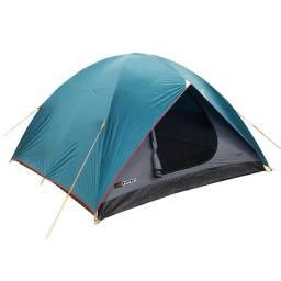 Barraca de camping impermeável Cherokee GT 3/4 Nautika p/ até 4 pessoas (nova)