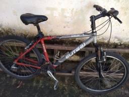 Vendo ou troco bicicleta Caloi aro 26x1