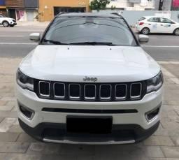 jeep compass 2.0 limited aut. 2018 19.000 kms rodados