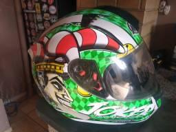 Capacete MT Joker verde