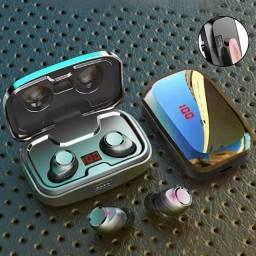 Fone bluetooth Tws X10 fitness Original lacrado