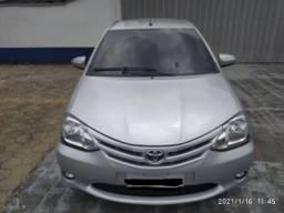 VENDO ou TROCO, Toyota Etios 1.3X 2016 completo