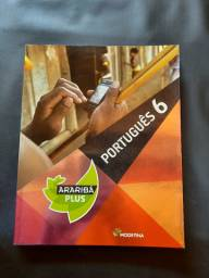 Português 6 Araribá Plus - Editora Moderna 4° edição