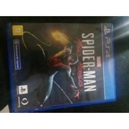 Homem aranha Miles Morales usado