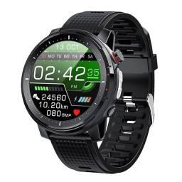Relogio Smartwatch L15 Inteligente Lanterna Ppg Ecg Original