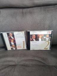CD original Tenores Caras