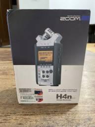 Gravador Digital Zoom H4n