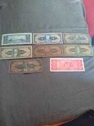 Dinheiro Antigo.