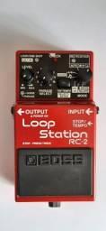 Pedal Loop Station RC2 Boss